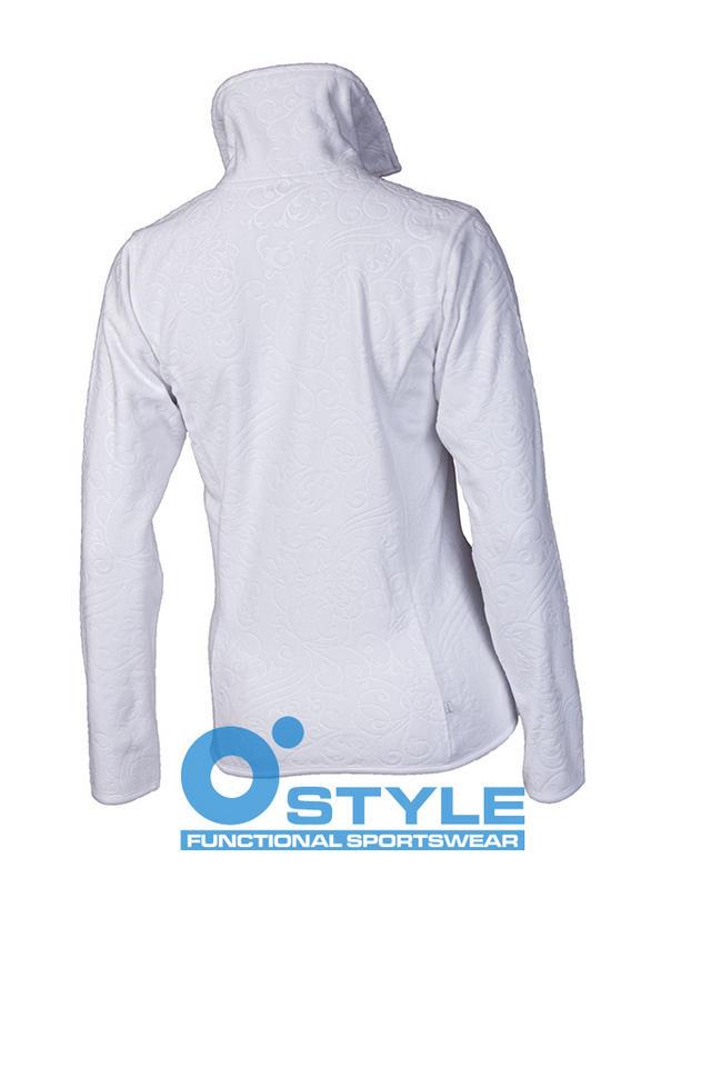 405e70c14dd Dámská mikina O STYLE 6183 - bílá - O STYLE (Dámské oblečení)