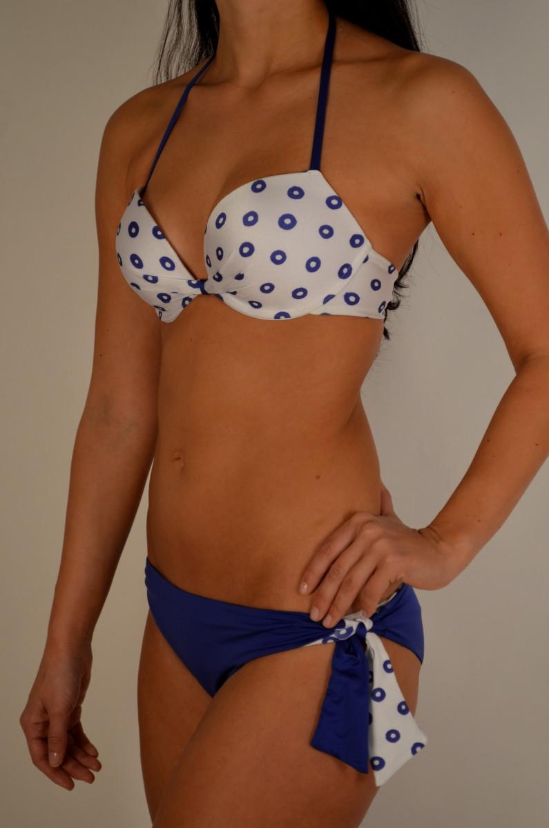 fc1abe6b0 Dámské DOUBLE plavky Lormar ZIGANO/GITANA - Lormar (Akce a slevy)