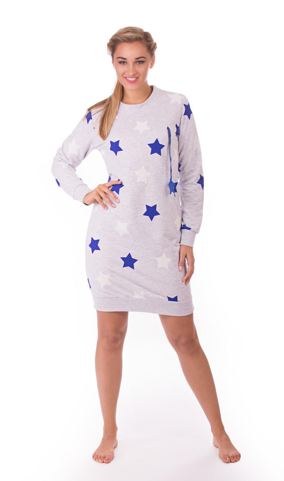 1dff5616324 Dámské sportovní šaty s dlouhým rukávem Vienetta Secret Hvězdy ...