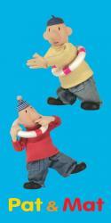 Dětská osuška Jerry Fabrics Pat a Mat