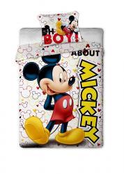 Dětské povlečení mikrovlákno Disney Mickey
