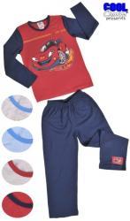 Dětské pyžamo dlouhé Vienetta Secret Auto 03 - výprodej