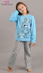 Dětské pyžamo dlouhé Vienetta Secret Malá fifi - výprodej
