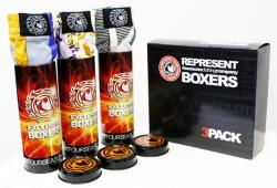 Boxerky REPRESENT 3PACK EXCLUSIVE VŠUP R3M-BOX-0601