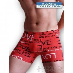 Alvaro boxerky pánské Love