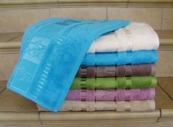Bambusový ručník Ariatex Organic