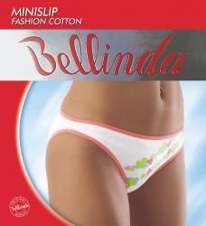 Bavlněné kalhotky Bellinda 812864 MINISLIP FASHION COT