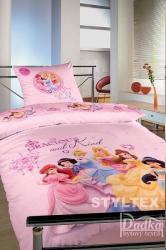 Bavlněné povlečení Disney - Princess gracious