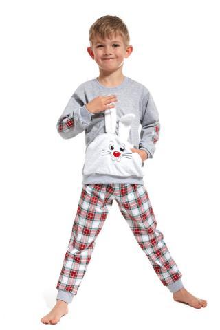Chlapecké pyžamo Cornette 589/62 Hop grey