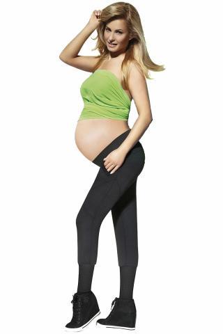 Dámsk těhotenské legíny BasBleu Veronica