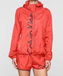 Dámská bunda Calvin Klein KW0KW00099 neon