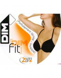 Dámská double push-up podprsenka DIM 4C52 DIM Fit