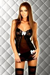 Dámská erotická košilka 7-Heaven Kirsti
