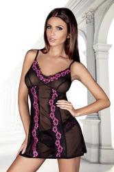 Dámská erotická košilka De Lafense 897 Adrienne