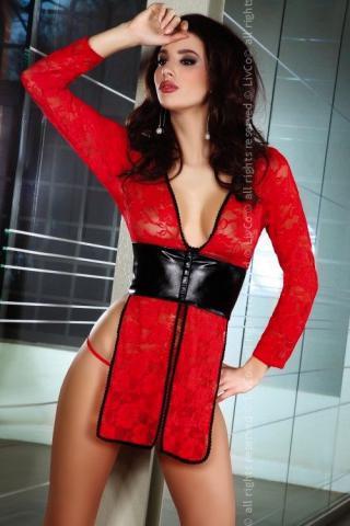 Dámská erotická košilka Livia Corsetti Cauvery