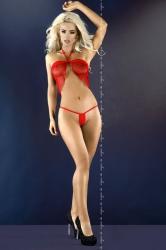 Dámská erotická souprava Me-Seduce Diana červená