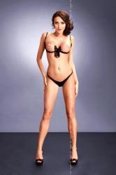 Dámská erotická souprava Me-Seduce Ramira černá