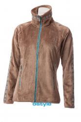 Dámská fleece mikina O´Style 6303 zlatá