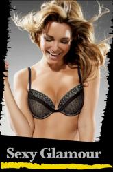 Dámská gelová push-up podprsenka Wonderbra 8096 Lace gel push-up bra