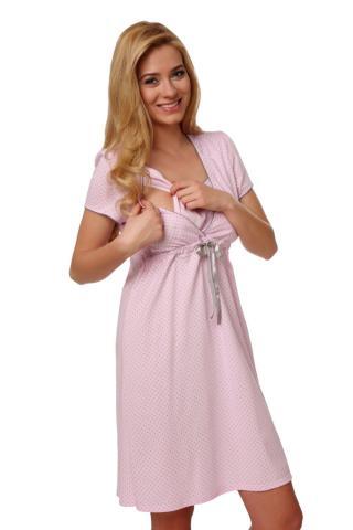 Dámská kojící košile Italian Fashion Felicita pink