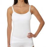 Dámská košilka Brubeck CM 00210 Camisole white