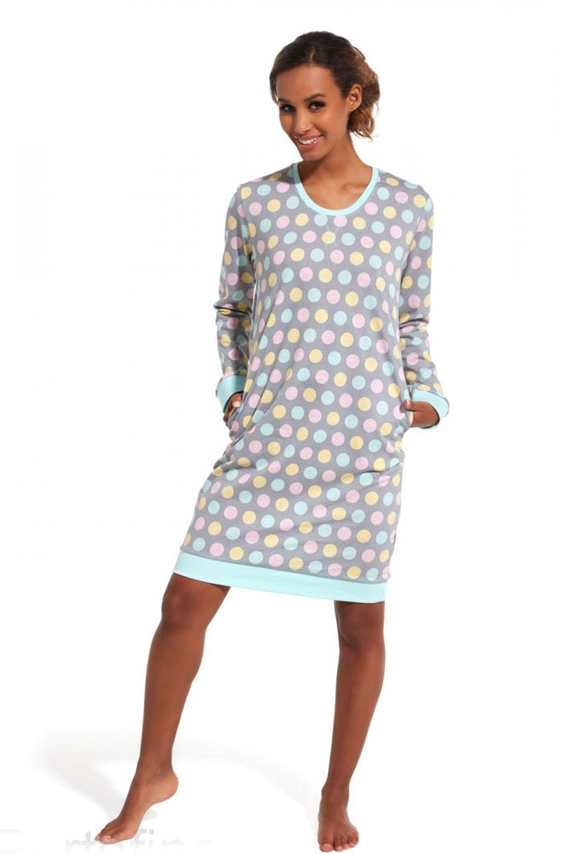 977408b2065 Dámská noční košile Cornette 652 150 Leslie - Cornette (Dámské noční ...