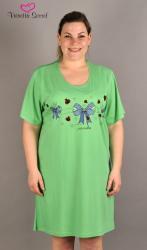 Dámská noční košile nadměr Vienetta Secret Berušky