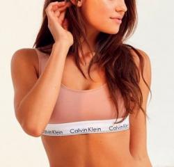 Dámská podprsenka Calvin Klein Modern Cotton QF4393