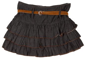 Dámská riflová sukně Emoi 103715 - Emoi (Dámské oblečení) 9197da97f1