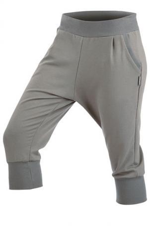 Dámské 3/4 harémové kalhoty Litex 86208