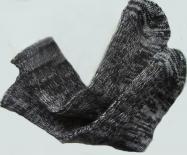 Dámské a pánské ponožky - zimní sibiřky