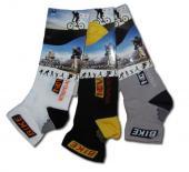 Dámské a pánské sportovní ponožky Novia Bike 200P