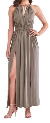 Dámské dlouhé šaty Magistral D400