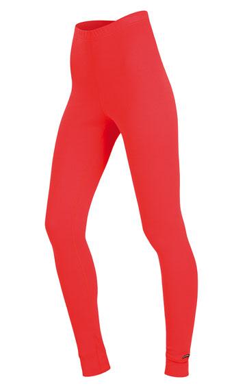 Dámské dlouhé termo legíny Litex 51418 červené - Litex (Pánské ... c616af1252
