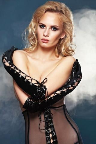 Dámské erotické rukavice 7-Heaven A0210