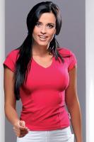 Dámské fitnes tričko Winner Gracia pink