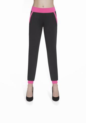Dámské fitness kalhoty BasBleu Hannah pink