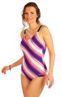 Dámské jednodílné plavky s košíčky Litex 79569