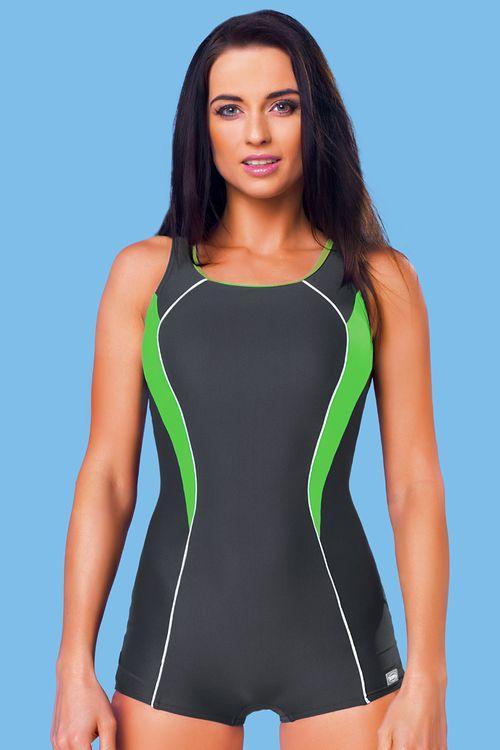Dámské jednodílné sportovní plavky Winner Jana I Max - Winner ... f342ee5cc6