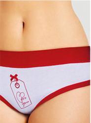 Dámské kalhotky ANDRIE 2488 Vánoce