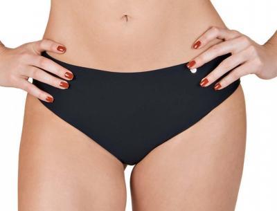 Dámské kalhotky Lisca 22174 Bella černé