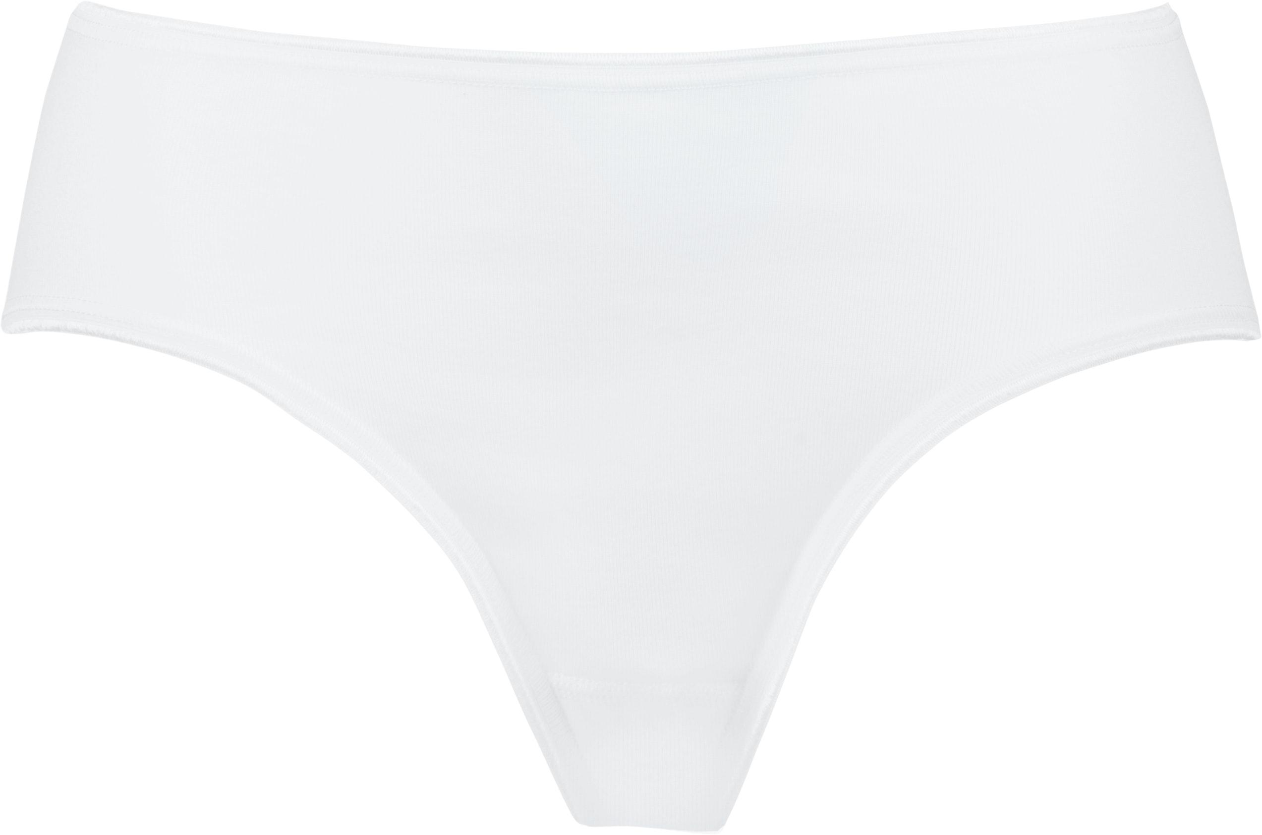 Dámské klasické kalhotky Naturana 2101 bílé - Naturana (Klasické ... 82e43e21b0