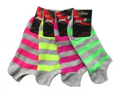 Dámské kotníkové ponožky Novia 119N