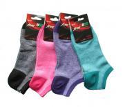 Dámské kotníkové ponožky Novia 407N