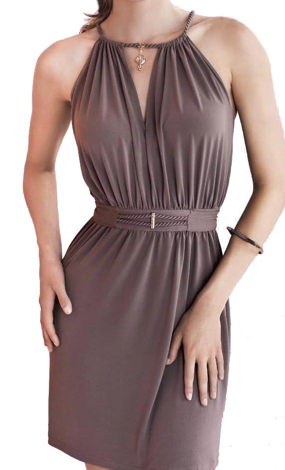 d541d307f6a1 Dámské krátké šaty Magistral D760 - Magistral (Novinky)