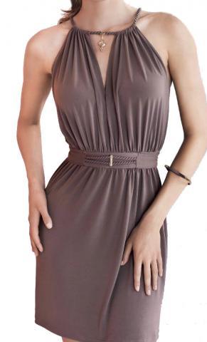 Dámské krátké šaty Magistral D760