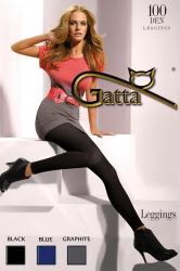 Dámské legíny Gatta Mikro černé