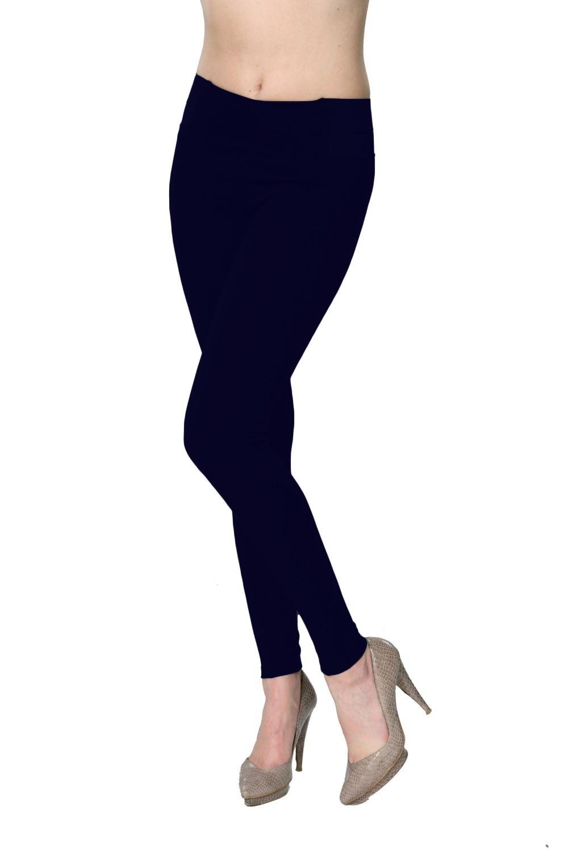 a3818365833 Dámské legíny Italian Fashion 001 modré - Italian Fashion (Kalhoty ...