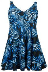 Dámské letní šaty Naturana 73062