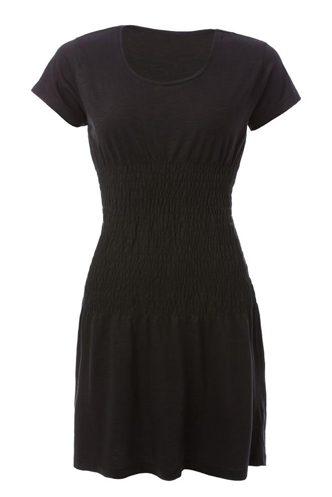 3eebe0b2b54 Dámské letní šaty O´Style 6476 černé - O STYLE (Šaty